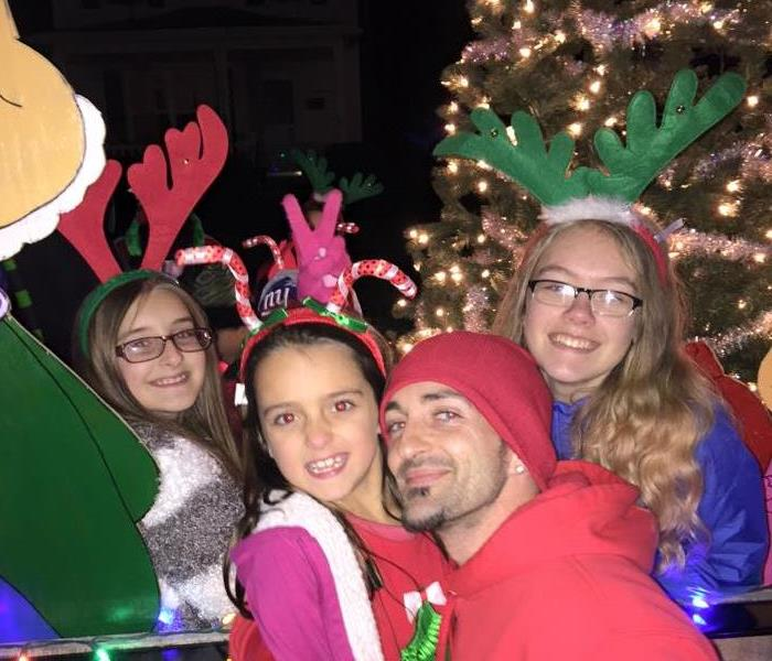 2015 Holiday lights parade