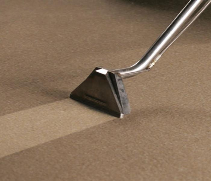 Cleaning SERVPRO Carpet Cleaning Options