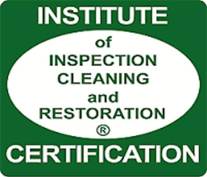 Why Use An Iicrc Certified Company Servpro Of Sylvania West Toledo